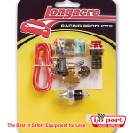 Sprint car battery pack complete kit, Longacre