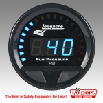 Digital Elite Waterproof Gauges, Fuel Pressure 0-120 psi, Sensor Not Included, Longacre
