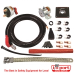 Deluxe Battery Cable Kit
