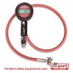 Digital Shock Inflator 0-300 psi, Longacre
