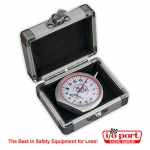 Dial Tread Depth Gauge with Silver Case, Longacre