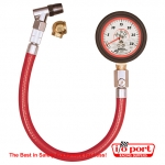 "Basic 2"" GID Tire Gauge 0-30 by ¼ lb, Longacre"