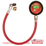 Semi Pro Digital Tire Gauge 0-60 psi, Longacre