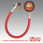 Basic Digital Tire Pressure Gauge 0-60 psi, Longacre