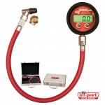 Pro Digital Tire Pressure Gauge 0-125 PSI, Longacre