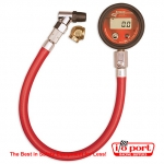 Basic Digital Tire Pressure Gauge 0-100 psi, Longacre