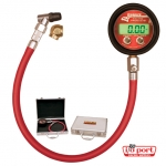 Pro Metric Digital Tire Pressure Gauge 0-4 Bar, Longacre