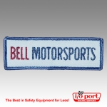 Bell Motorsports Vintage Patch at I/O Port Racing Supplies