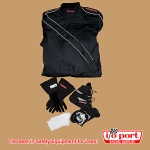 Deluxe Driver Package Deal with Suit, Accessories and optional Helmet