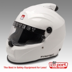 ProSport Top Forced Air Helmet, SA2015, Pyrotect