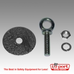Eye Bolt, Nut and Washer Set