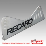 Aluminum Side Mount Adapter Brackets (FIA certified), Recaro
