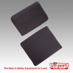 Seat Cushion Black Velour for Profi SPG, Recaro