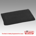 Backrest Cushion Black Velour for All Racing Shells, Recaro
