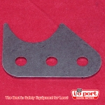 Seat Back Brace Mounting Tab, I/O Port Racing Supplies