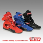Ankle Top Racing Shoes - Pyrotect