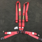 Porsche Belt for Carbon Seats, Schroth