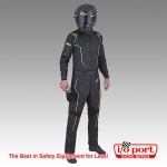DNA 3-Layer SFI-5 Racing Suit, Simpson