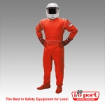 Pyrotect Junior DX2 Deluxe 1-Piece, SFI 3.2A/5 Driving Suit