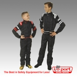 Youth Legend II SFI-1 Driving Suit, Simpson
