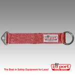 "Heavy Duty Tow Strap with Ring, 14"" Long"