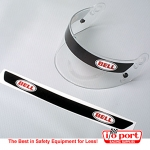 Shield Visor Strips (2 pack)