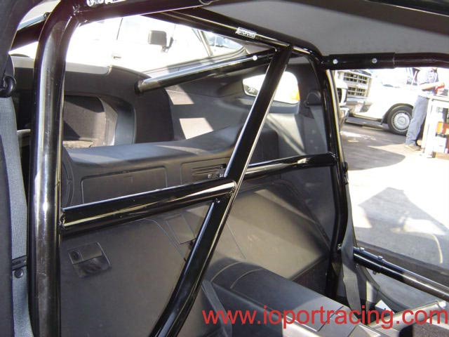 Nissan 350z Bolt In Roll Cage Installation Pictures